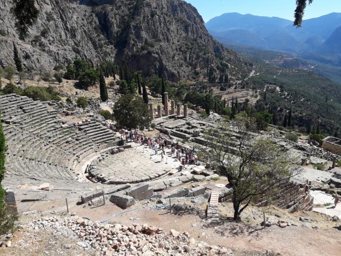 11. delfi 1 Atina, grad za aktivni odmor