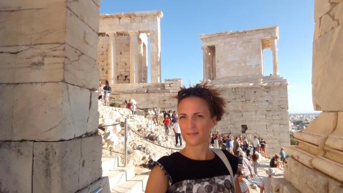 14. maja na akropolju 1 Atina, grad za aktivni odmor