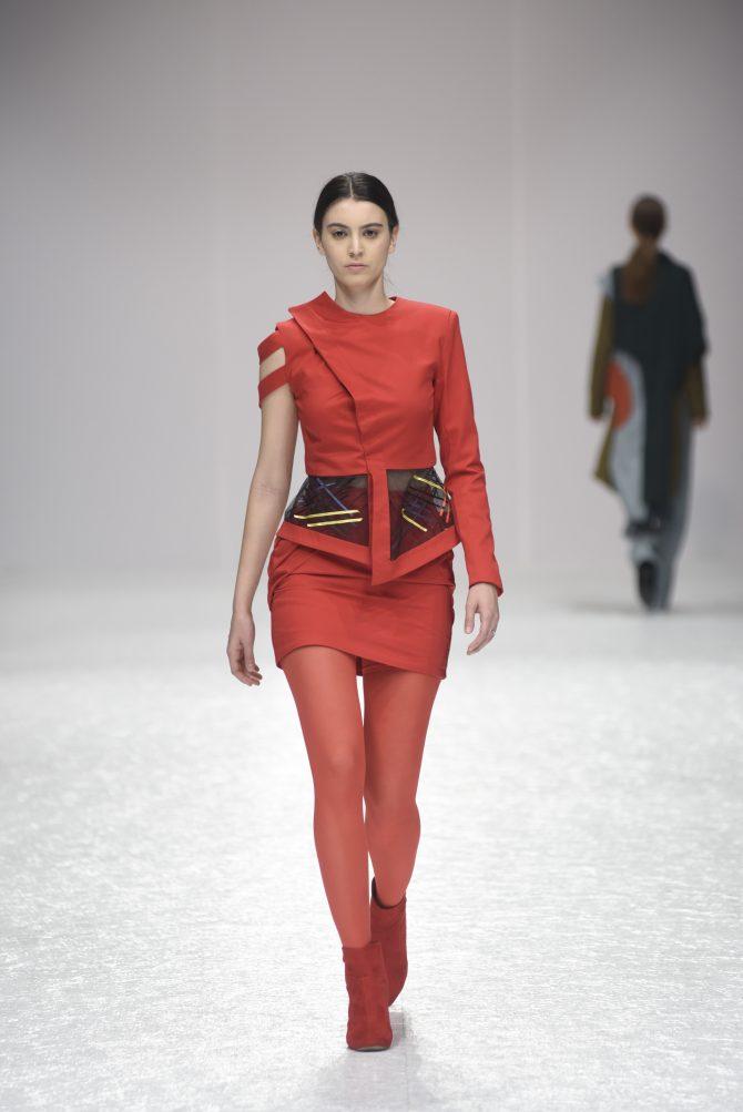Jovana Branić e1540805944390 Belgrade Fashion Week   Nije važan broj, važan je kvalitet!