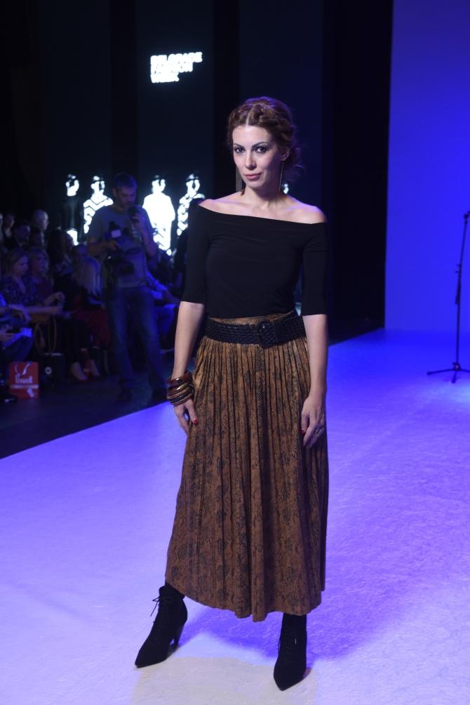 Lena Bogdanovic 1 Belgrade Fashion Week   Nije važan broj, važan je kvalitet!