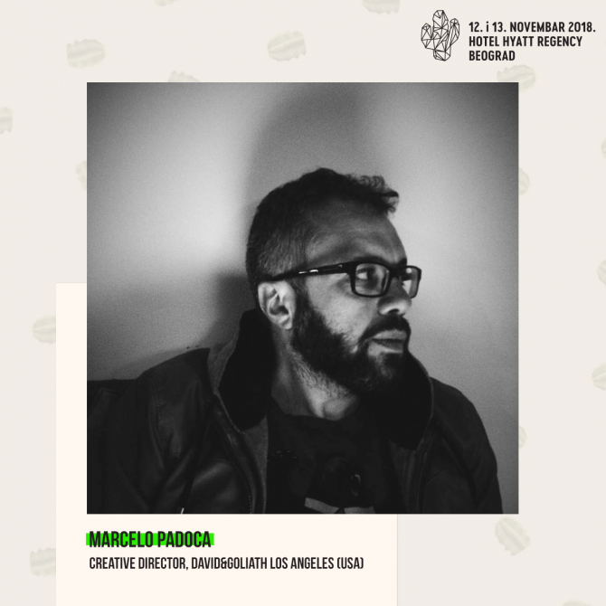 Marcelo Padoca 1 e1540890341967 Najbolji svetski kreativci i komunikatori na festivalu #KAKTUS2018