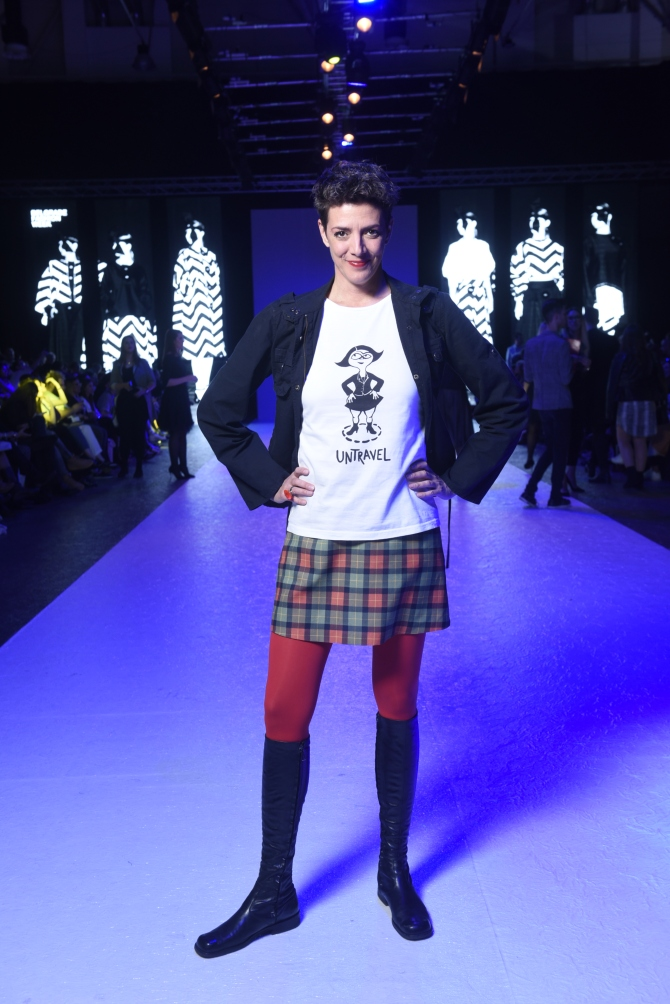 Masa Mileusnic 1 Belgrade Fashion Week   Nije važan broj, važan je kvalitet!