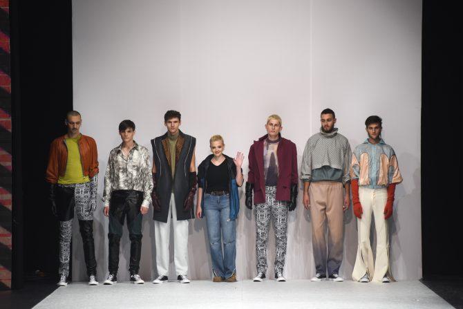Mian Maksimović i modeli e1542377607269 Belgrade Fashion Week   Nije važan broj, važan je kvalitet!