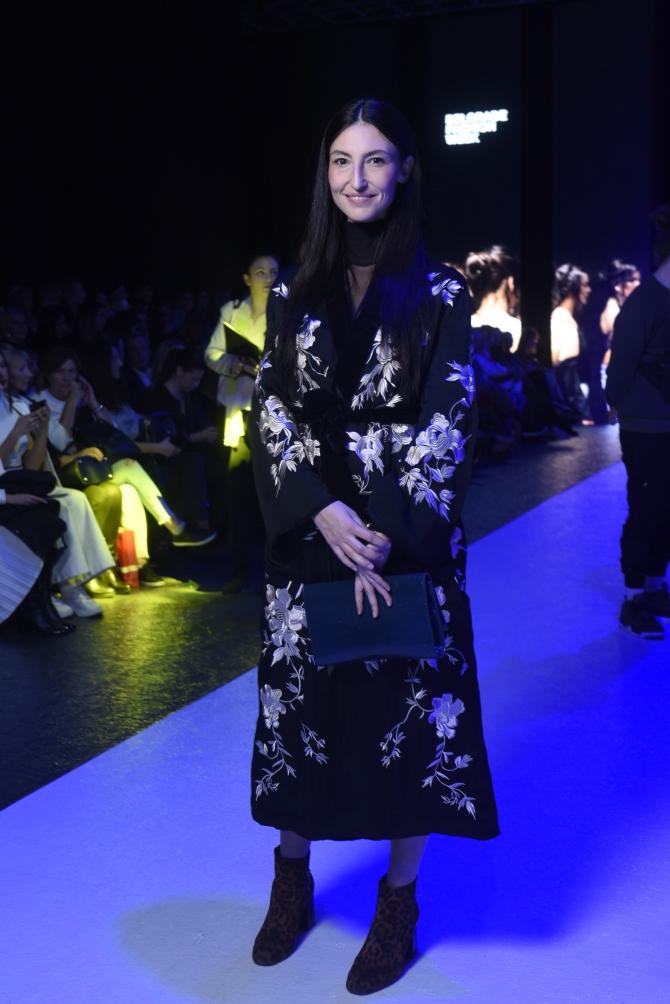 Mina Kitic 1 Belgrade Fashion Week   Nije važan broj, važan je kvalitet!