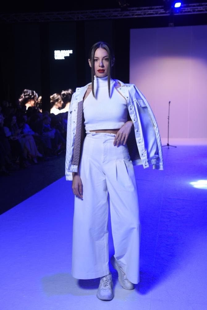 Sara Jovanovic 1 Belgrade Fashion Week   Nije važan broj, važan je kvalitet!