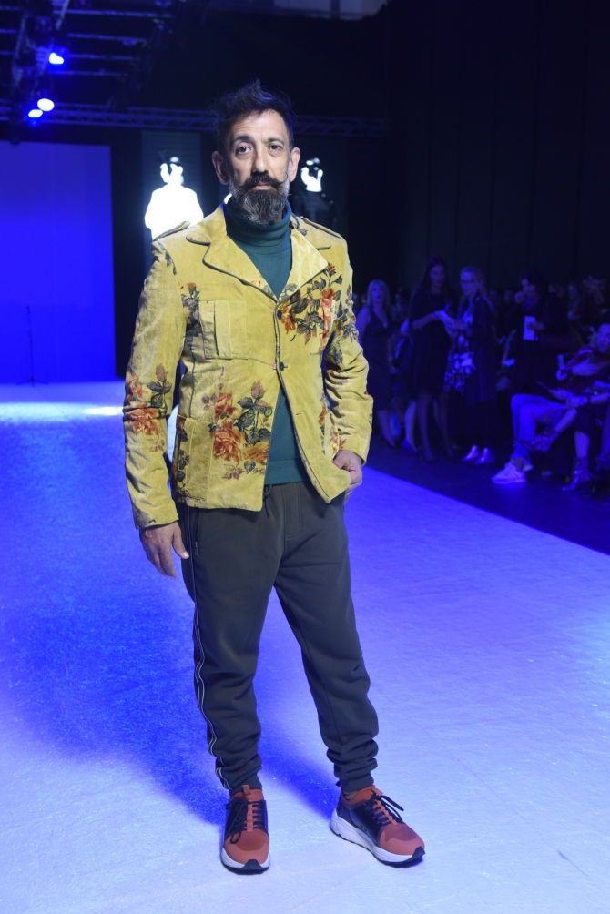 asok murti 1 Srpski modni brendovi i samostalni autori otvorili Beogradsku nedelju mode