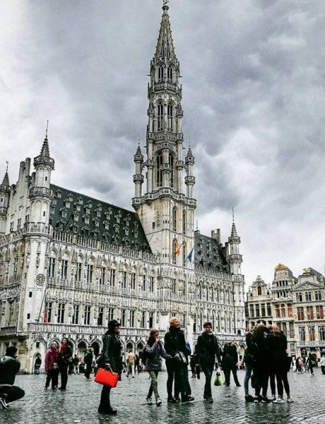Vodič kroz Brisel za ljubitelje arhitekture