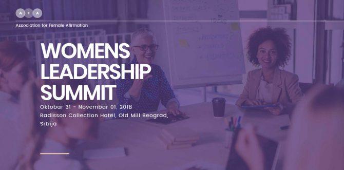 cover photo e1539687208211 Ne propusti: AFA Leadership Summit – Vol. 2