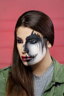 W BEAUTY: Miss Hyde Halloween Makeup Tutorial