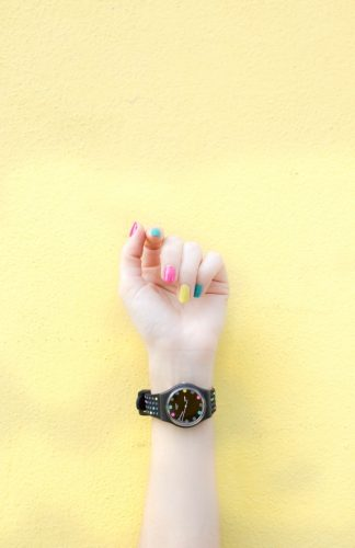 Novi manikir trend: Tie Dye