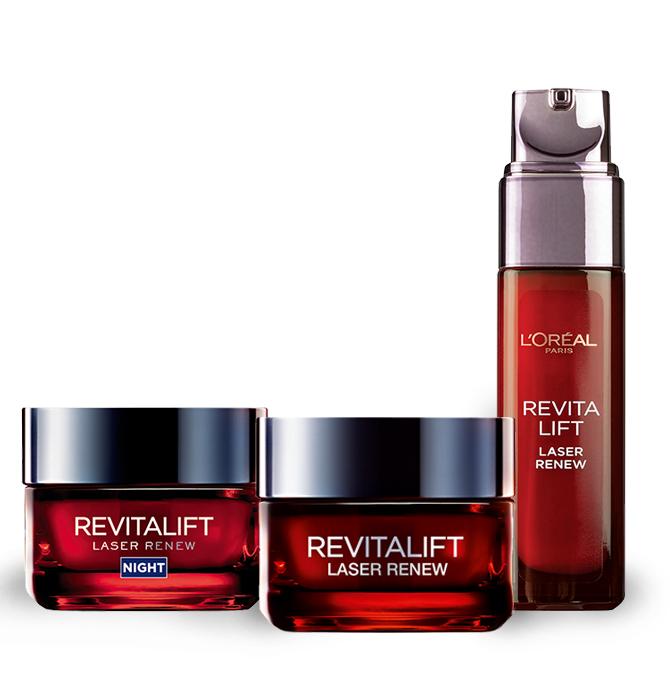 revitalift laser renew 4 stvari koje treba da uradiš za svoju kožu kada imaš 35+
