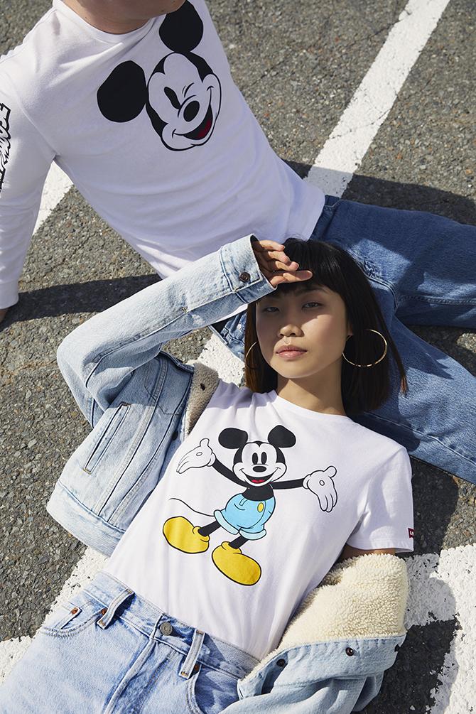 18 H2 Mickey Tshirt Dual 7 18783 RGB LEVI'S & MICKEY MOUSE: Rođendanska kolaboracija