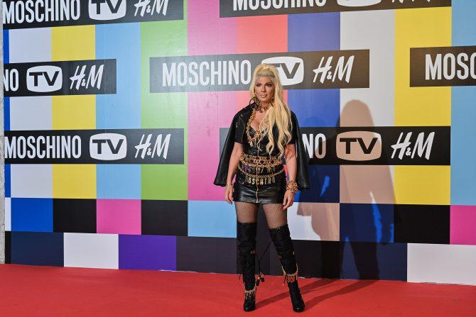 HMoschino Jelena Karleuša e1541171978404 Ekskluzivno predstavljena kolekcija MOSCHINO [TV] H&M
