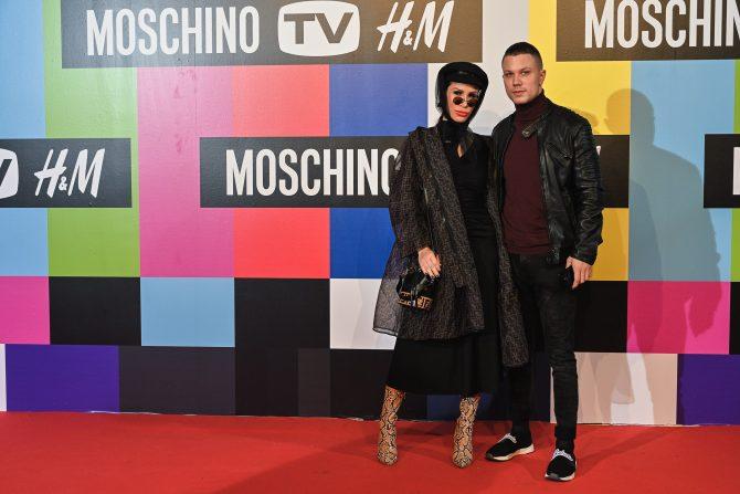 HMoschino Nikolija i Relja e1541172311234 Ekskluzivno predstavljena kolekcija MOSCHINO [TV] H&M