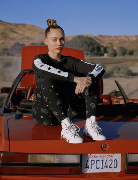 #musthave: CONVERSE X MILEY CYRUS