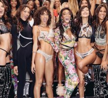 Instagram priča: Victoria's Secret Fashion Show i suze Adrijane Lime