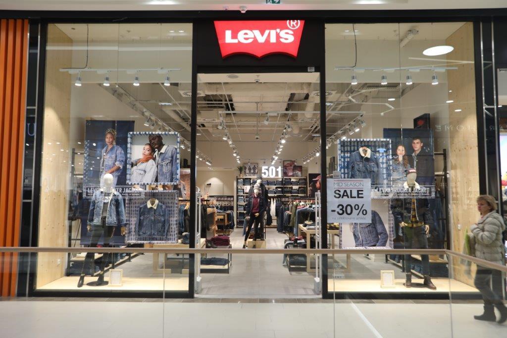 LEVIS Fashion Company poduhvatom u Novom Sadu potvrdio lidersku poziciju