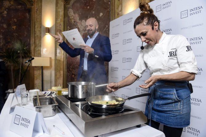 Mr.Kitchen Antonella Ricci fotografija e1542359109875 Intesa Invest Masterclass: NASA astronaut na misiji u Beogradu i kulinarski spektakl Antonele Riči
