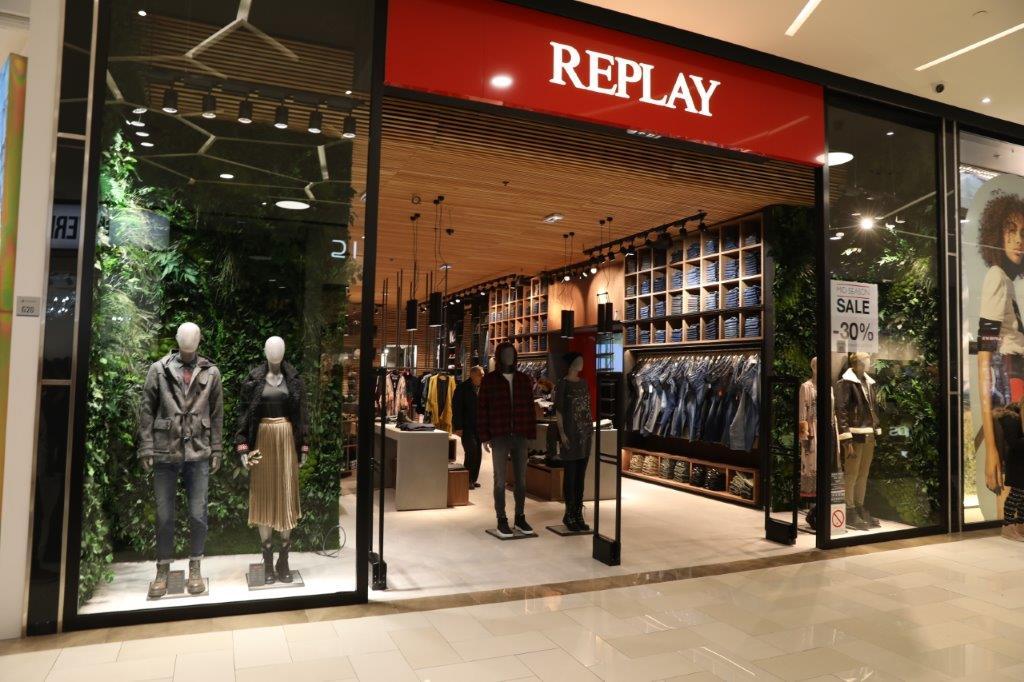 REPLAY Fashion Company poduhvatom u Novom Sadu potvrdio lidersku poziciju