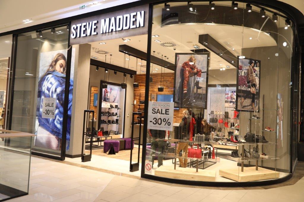 STEVE MADDEN Fashion Company poduhvatom u Novom Sadu potvrdio lidersku poziciju