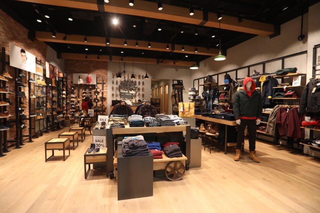 TIMBERLAND Fashion Company poduhvatom u Novom Sadu potvrdio lidersku poziciju