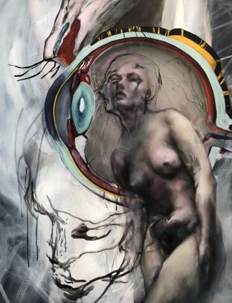 """Intervju: Natalija, Una i Jovana, o izložbi """"Figura kroz misao"""", odnosu između slikarstva i fotografije i društvenim mrežama"""