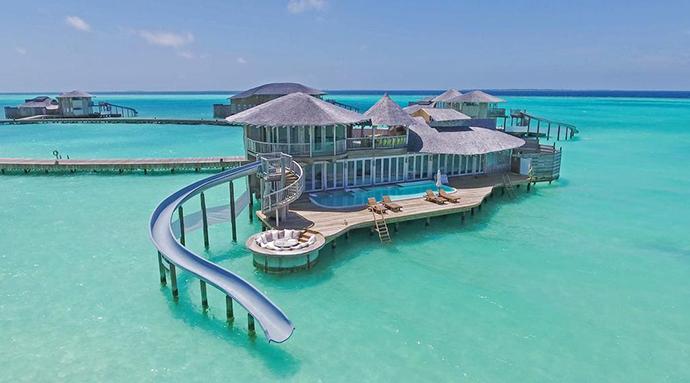 maldivi water villas Najlepša destinacija koju još uvek možeš posetiti ovog leta (ali i jeseni)!