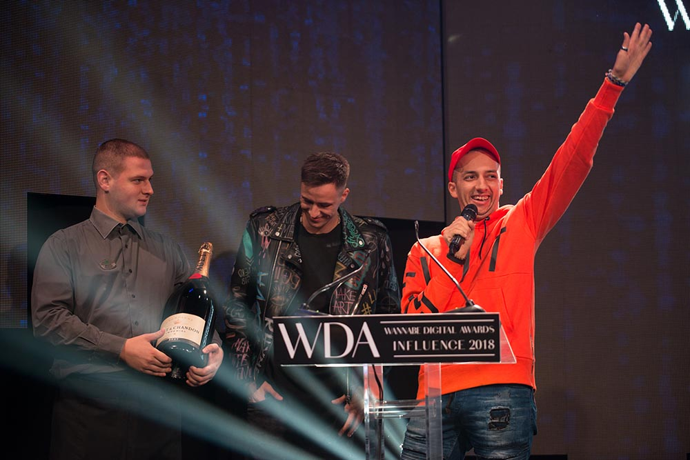 wda10 WANNABE DIGITAL AWARDS 2018: Po prvi put u Srbiji, izabrani najbolji influenseri u čak 16  kategorija!
