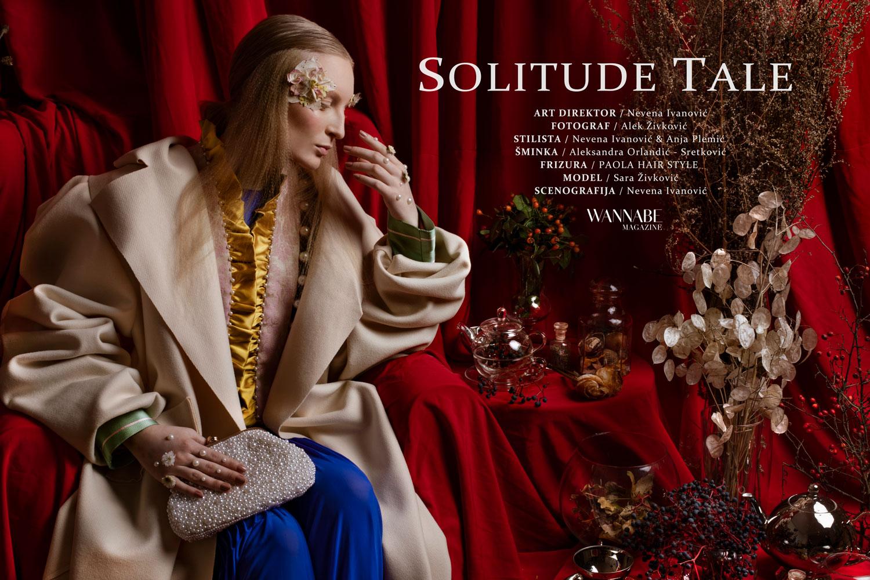 1 5 WANNABE EDITORIJAL: Solitude Tale