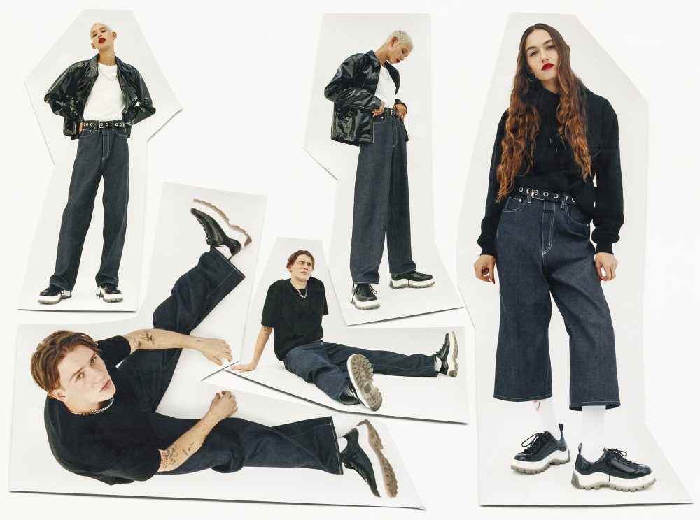6069A 02 e1544629934902 H&M i kultni brend Eytys napravili uniseks kolekciju obuće, odeće i modnih dodataka