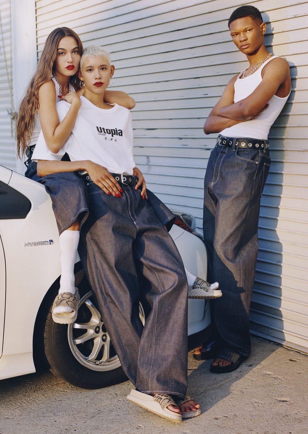 6069A 04 e1544629957653 H&M i kultni brend Eytys napravili uniseks kolekciju obuće, odeće i modnih dodataka