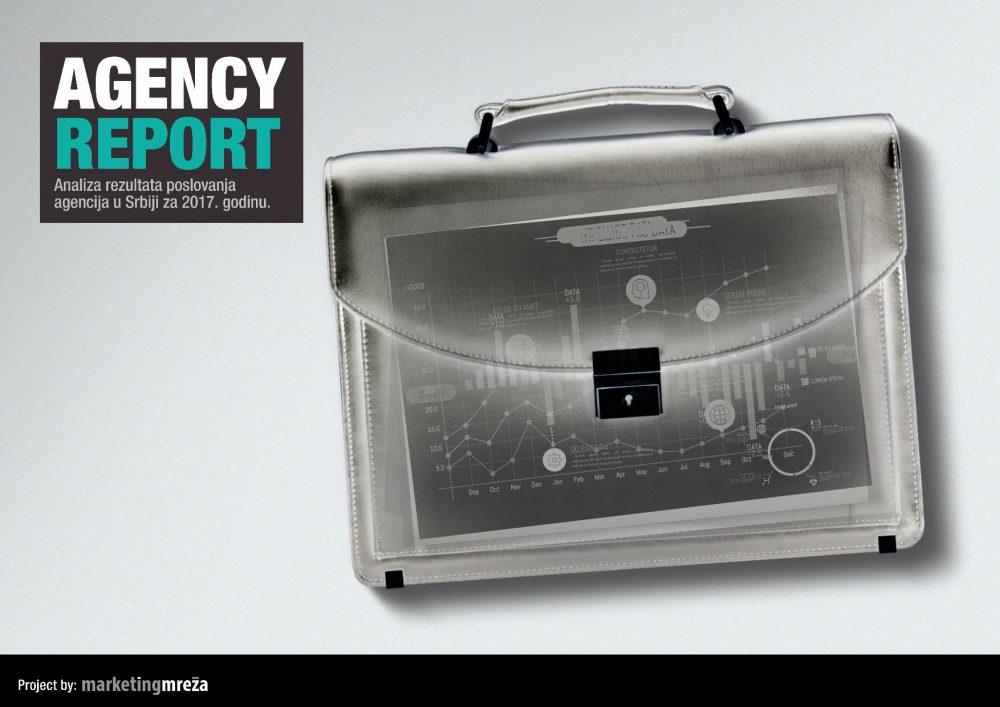 Agency Report KV Ver V01 01 bez agencije page 001 e1544008497131 Tržište marketinških komunikacija u Srbiji u 2017. zabeležilo rast!