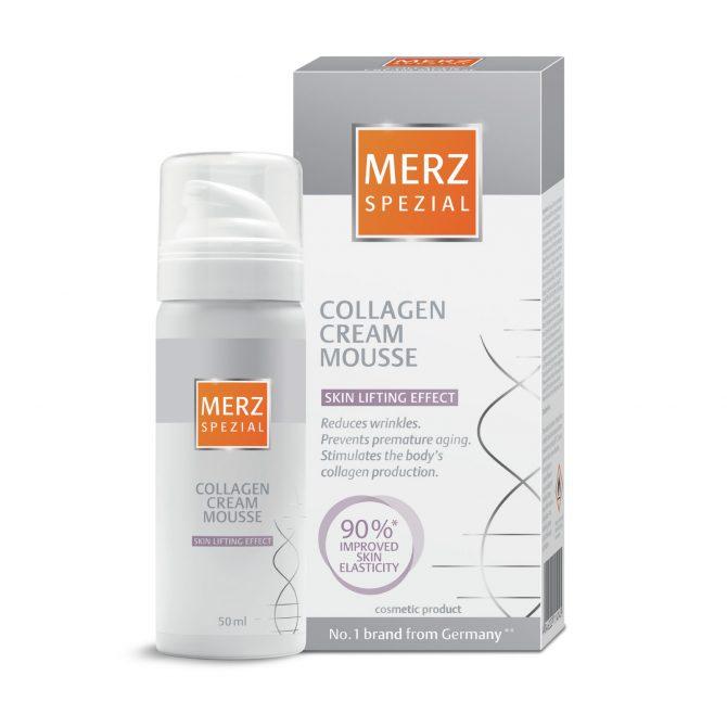 Merz Spezial mus kolagen e1542985882740 Tajna glatke kože u zimskim mesecima