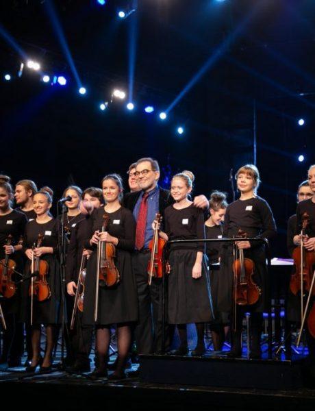 Velika muzička bajka u Sava Centru: Održan još jedan tradicionalni Novogodišnji gala koncert Dečje filharmonije