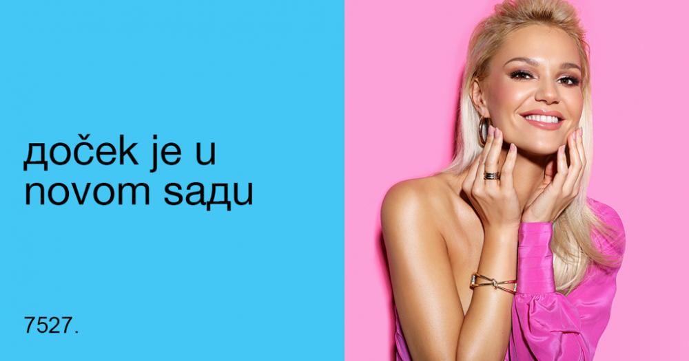 Lena Kovacevic vizual e1547118529432 Diva moćnog glasa i novosadska Merilin Monro: Šta nas sve čeka na Дočeku 7527.
