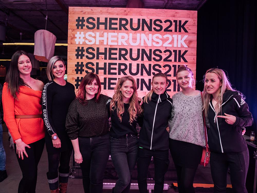 SHERUNS21K učesnice 1 #SheRuns21k: Iskreni osvrt na prvi trening devojke koja je do sada trčala samo za autobusom   ponekad!