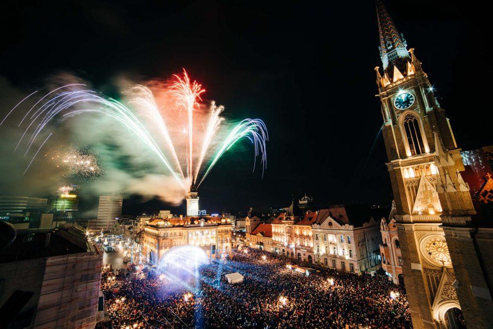 V Velickovic 01Jan1 e1546613383818 Дочек 2019: Novi Sad omladinska prestonica kulture