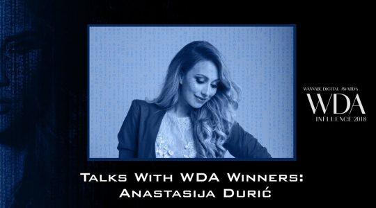 WDA Winners: Anastasija