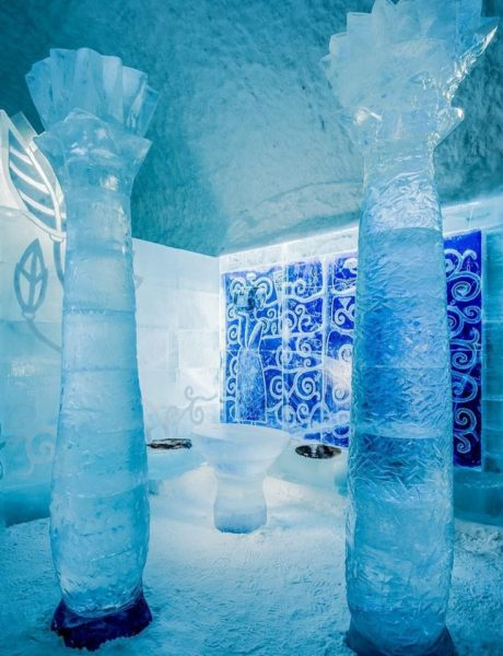 Samo za istinske zaljubljenike u zimu: Najlepši ice hoteli na svetu