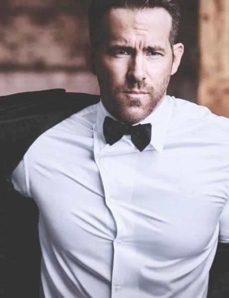 Ryan Reynolds je novo zaštitno lice mirisa Armani Code