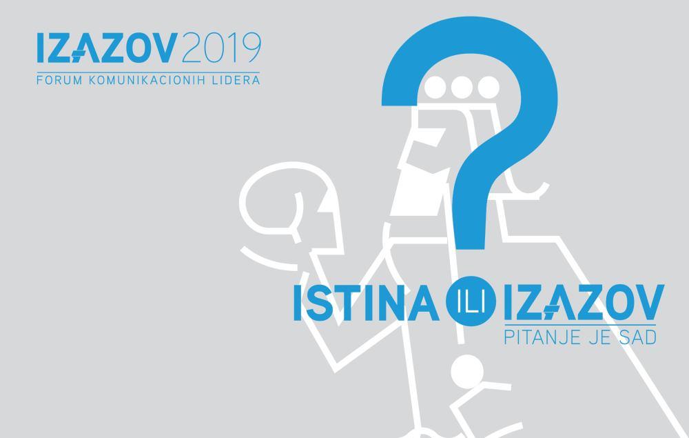 vizual Izazov 2019 1 Forum #IZAZOV2019 25. i 26. marta u Beogradu!