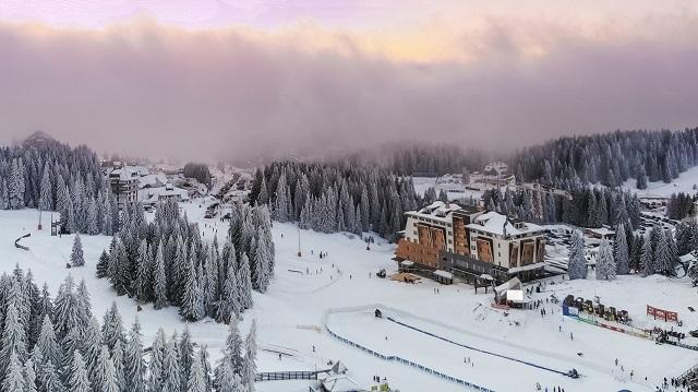 Hotel Gorski Sezona na Kopaoniku u punom jeku: MK Resort medijima predstavio luksuzni Gorski Hotel & Spa