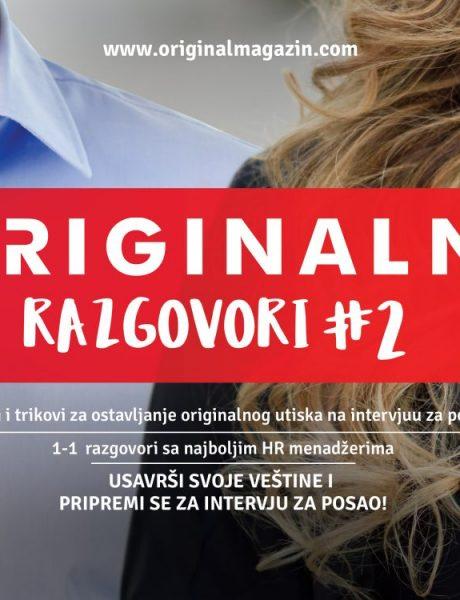 """Magazin Original i Fondacija Novak Đoković: Otvorene prijave za konferenciju """"Originalni razgovori"""""""