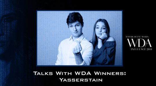 WDA Winners: Yasserstain