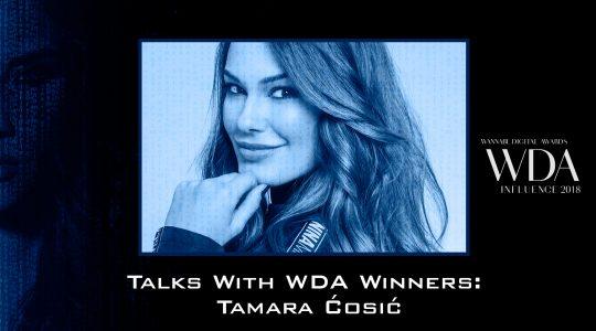 WDA Winners: Tamara