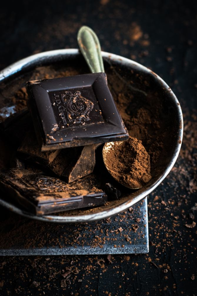 crna čokolada 1 Zašto uveče ne treba da jedeš