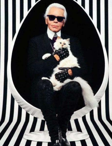Karl Lagerfeld: Biti i ostati legenda