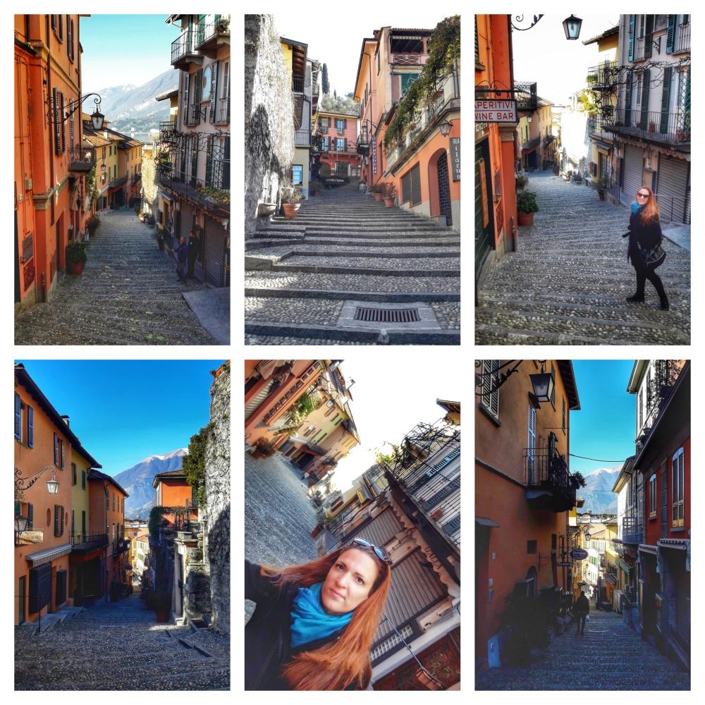 čuvena ulica u bellagio 1 Nastavak milanske avanture: Jezero Komo