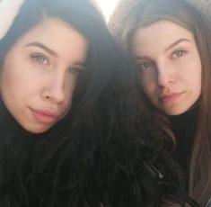 Aleksandra i Nikolina