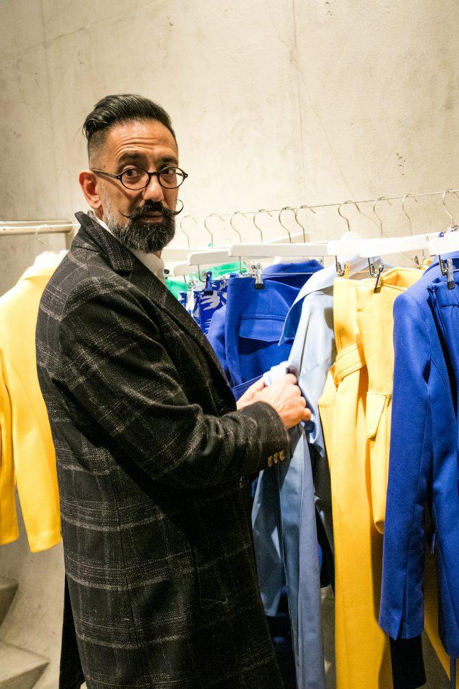 Ashok Murty e1551957753925 TAMARA RADIVOJEVIĆ se vraća na domaću modnu scenu!